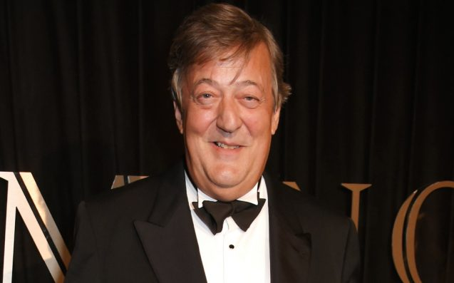 Stephen Fry says he has prostate cancer