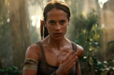 Alicia Vikander Tomb Raider Workout