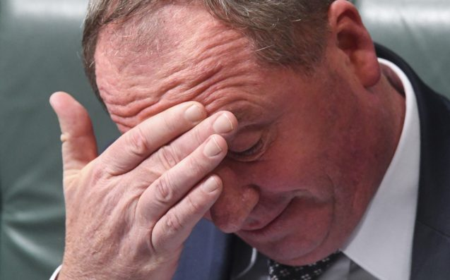 "Barnaby Joyce Apologises To Wife, Children, And Girlfriend For ""All The Hurt"""