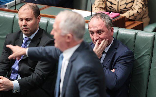 PM Defends Barnabus With Piss-Weak Version Of Centrelink 'Partner' Definition