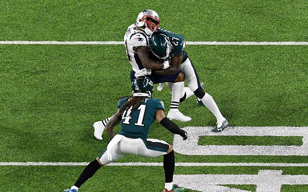 Brandin Cooks knocked out by Malcolm Jenkins blindside hit