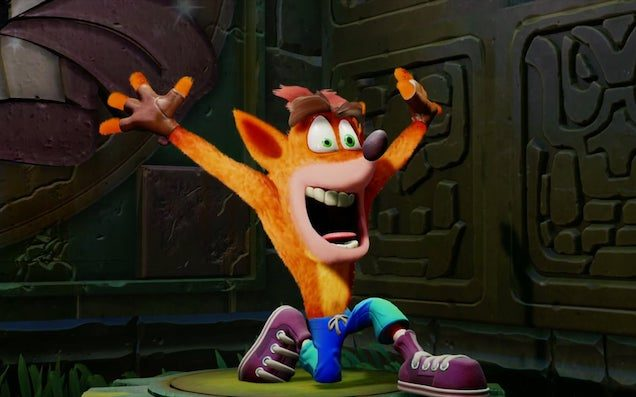 There Could Be A Brand New 'Crash Bandicoot' Game Coming Next Year
