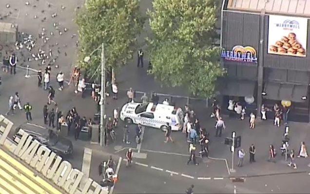Casino Evacuated in Melbourne