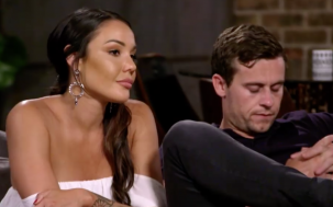 Channel 9 Forced To Deny It Explicitly Paid Dean & Davina To Cheat On 'MAFS'