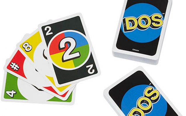 We Shit You Not, Mattel Has Created A Sequel To UNO And It's Called DOS
