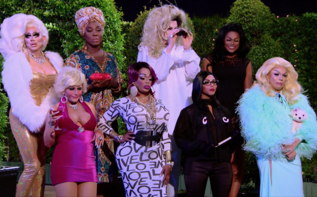RuPaul's Drag Race All Stars Rucap: Will You Accept This Eggplant?