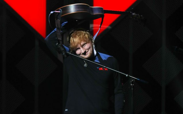 Ginger Lad Ed Sheeran To Play Prince Harry's Wedding, Presumably In The Shade