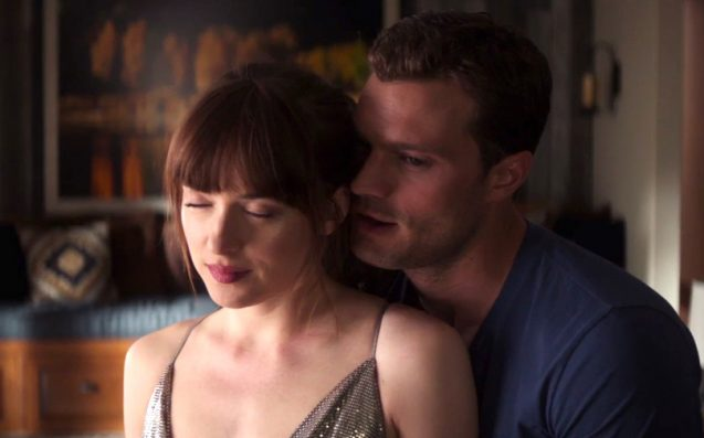 IMPORTANT: Someone Sussed All The Lipsticks Ana Wears In 'Fifty Shades Freed'