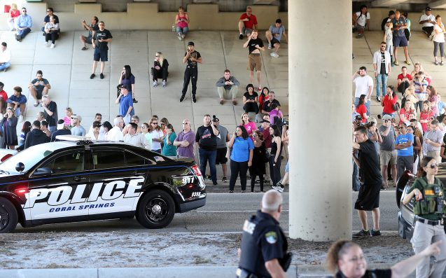 Florida High School Shooting Suspect Due In Court Thursday