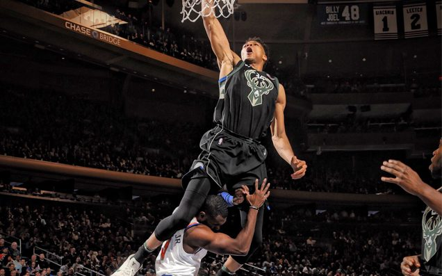 RIP Tim Hardaway Jr, Murdered By This Unholy Giannis Antetokounmpo Dunk