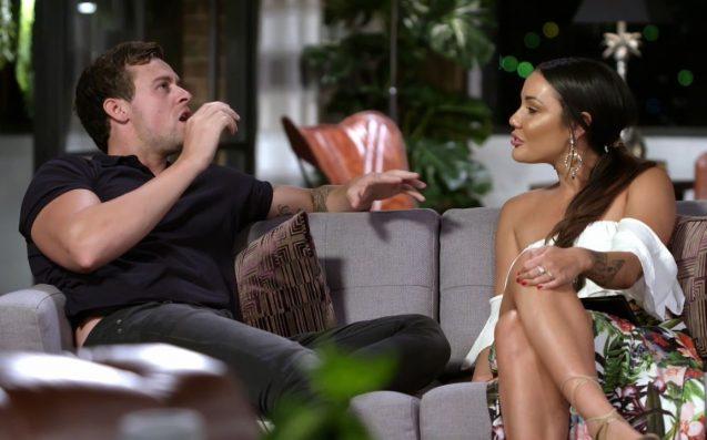 Dramatic 'MAFS' Split Sees Sweet Angel Ryan Finally Rid Himself Of Davina