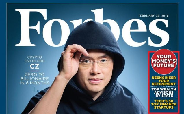 Forbes Has Dropped The 1st List Of The Worlds Richest Cryptocurrency Nerds