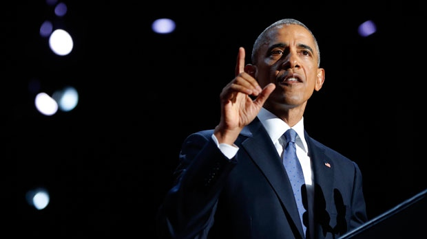 Obama to deliver speech at Art Gallery of NSW in March
