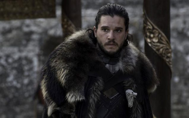 Leaked Set Pics From 'Game Of Thrones' Season 8 Hint At Huge Reunion