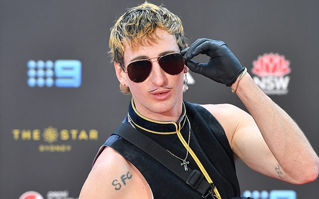Kirin J Callinan charged by Police for allegedly flashing at ARIAs