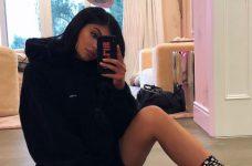 Kylie Jenner Photo Stormi Webster Feet Snapchat Video