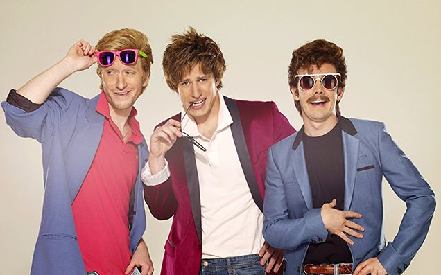 The Lonely Island Announced Their First-Ever Live Gig & We Jizz In Our Pants