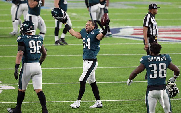 The Philadelphia Eagles Upset Pissbaby Tom Brady To Win Super Bowl LII