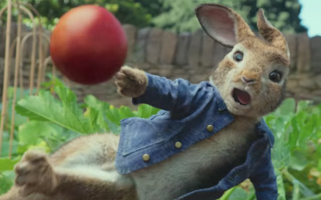 'Peter Rabbit' Filmmakers Apologise For Poking Fun At Food Allergies