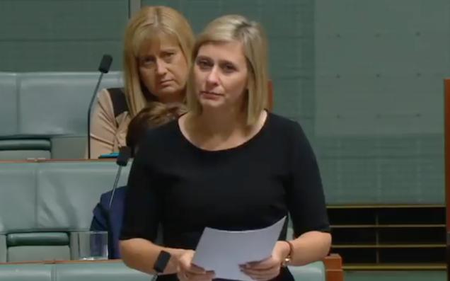 Labor MP Susan Lamb Explains Dual Citizenship Difficulties In Tearful Speech
