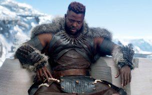 Winston Duke Black Panther Breakout Star Twitter Thirst