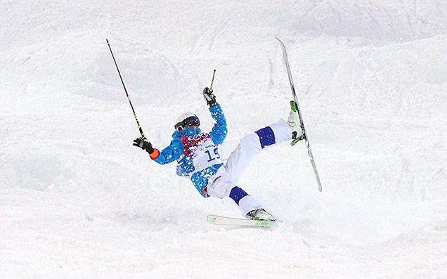 Ranking The Winter Olympic Sports By How Fast I Would Die While Doing Them