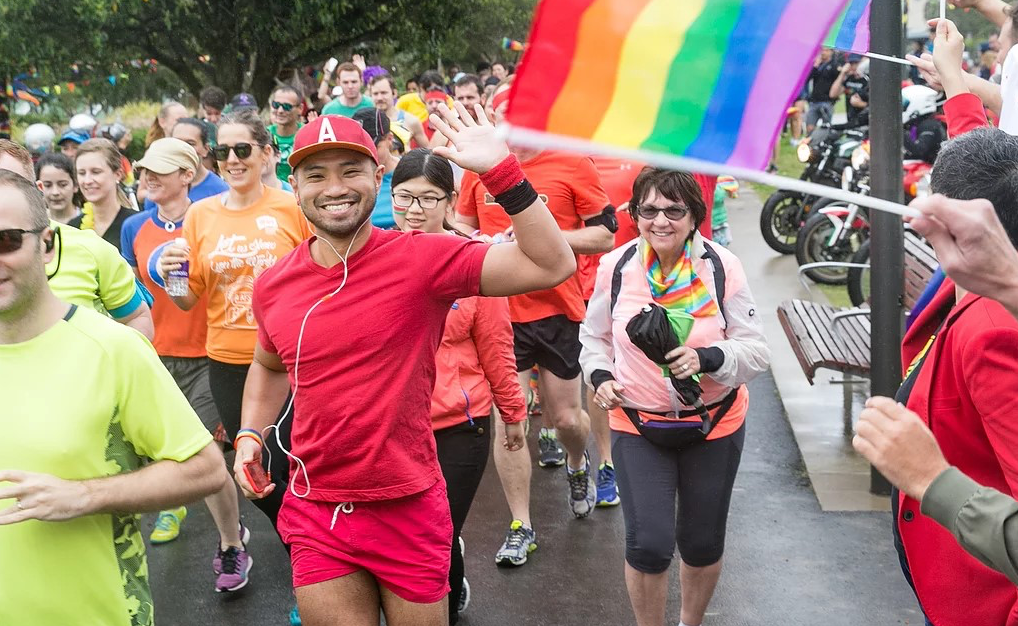 Raise Funds & Your Heart Rate This Mardi Gras At The Annual 'Rainbow Run'