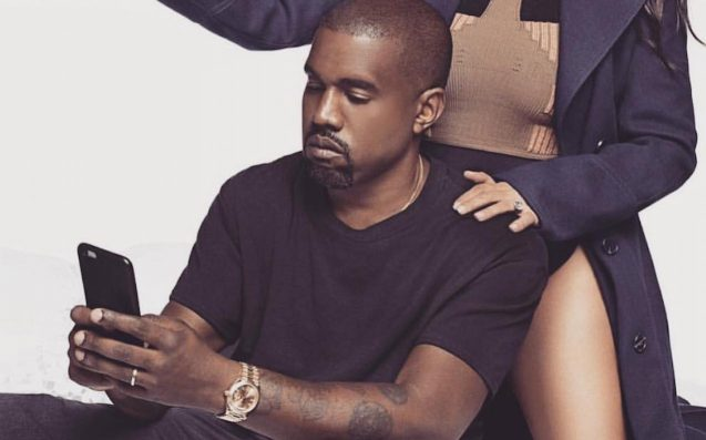 Kanye West is back on Instagram, and what is happening?
