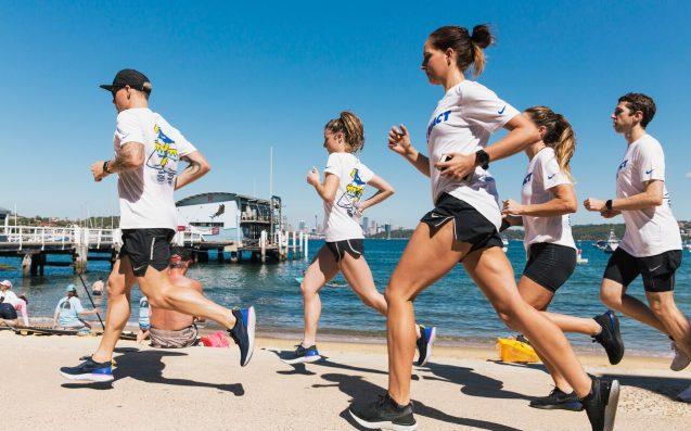 SYD: Score A Trip To LA By Running & Brunching W/ Us & Nike