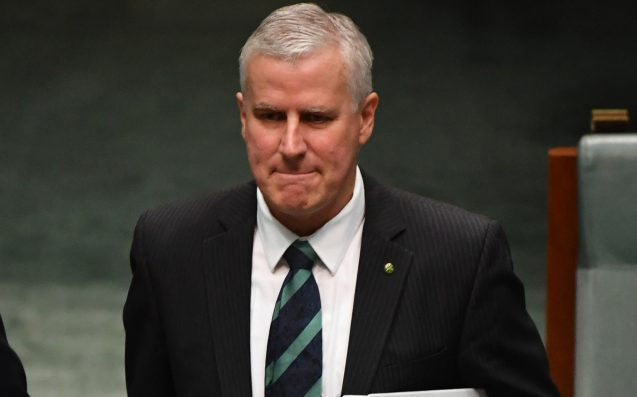 Michael McCormack returns colleagues dumped by Joyce to frontbench