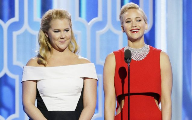 The brutal note Amy Schumer sent Jennifer Lawrence post-break-up