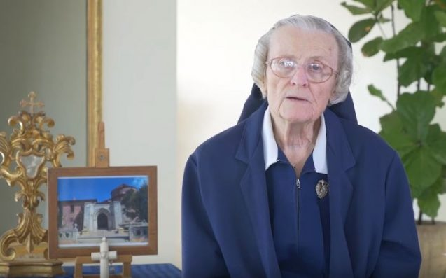 The Nun Involved In 3 Year Legal Battle With Katy Perry Has Died Aged 89