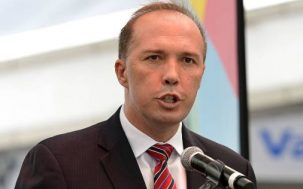 Greens' Nick McKim Just Downright Called Peter Dutton A Racist & A Fascist
