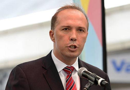 Critics 'dead to me', claims Australian minister