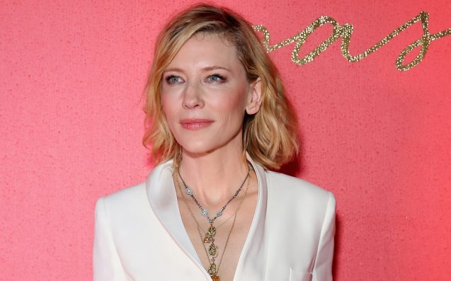 Cate Blanchett Defends Her Decision To Work With Woody Allen