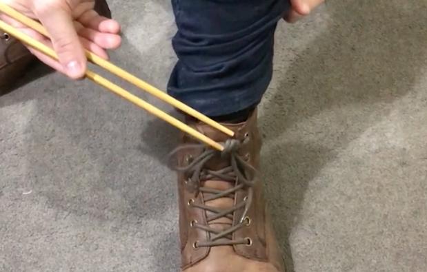 WATCH: Humans Doing Menial Stuff W/ Chopsticks Is Both Enjoyable & Infuriating