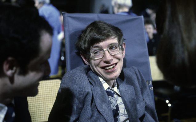 Stephen Hawking Taught Us a Lot About How to Live