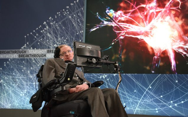 World-Renowned Physicist & Cosmologist Stephen Hawking Has Died Age 76