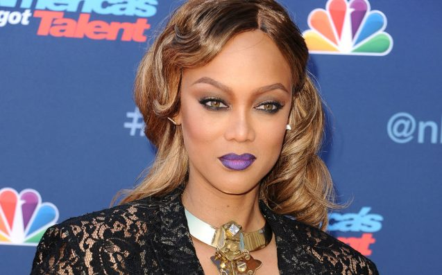 After Decades Of Speculation, Tyra Banks Confirms She Had Her Schnoz Done