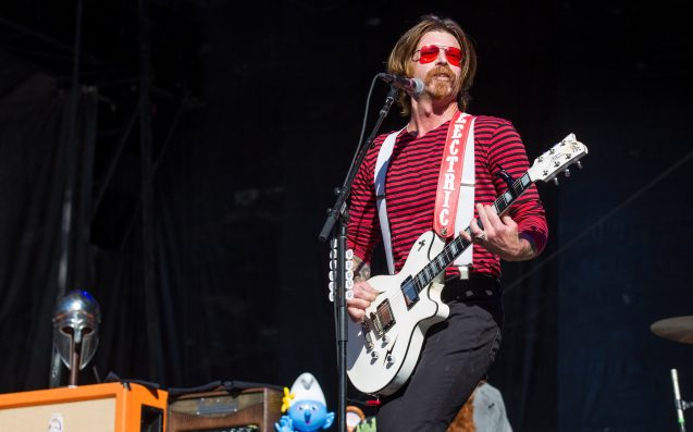 Eagles Of Death Metal frontman attacks