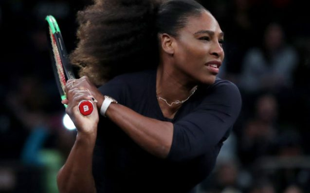 GOAT: Serena Williams Just Won Her Comeback Match On IWD