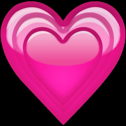 Iphone Emoji Heart What All The Emoji Hea...