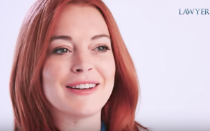 Lindsay Lohan's Resumé Continues To Defy Reality With New Lawyer.com Gig