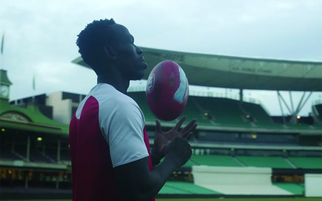 The AFL's New Ads Are An Emotional Celebration Of Inclusion & Diversity