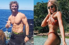 Nick Cummins Bachelor Honey Badger Dated Cassandra Wood