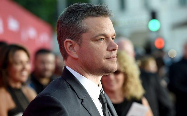 Is Matt Damon moving to Australia to escape Donald Trump?