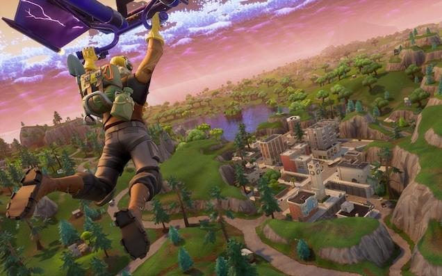 'Fortnite' Is Now Available For Everyone On iOS If You're Keen To Die Heaps