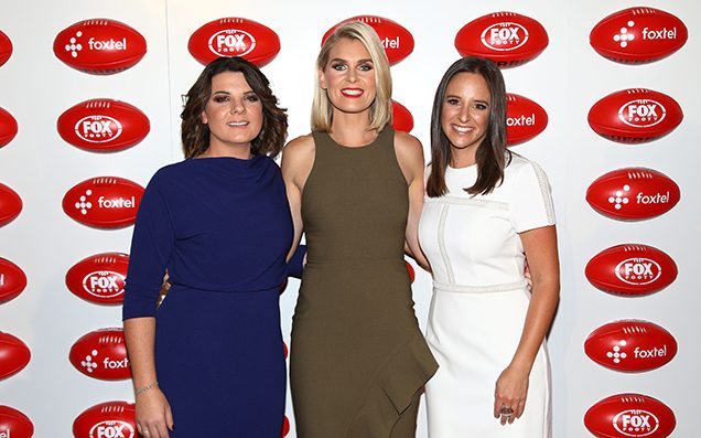 Fox Footy's Women Broadcasters Speak On The Future Of Football Being Female