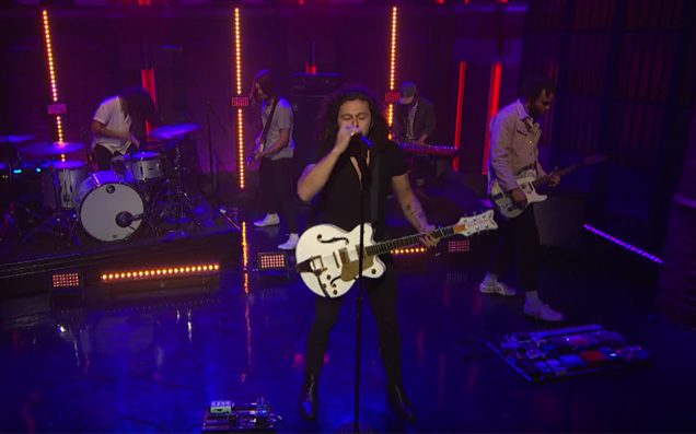Watch Ya Bois Gang Of Youths Slay Their US TV Debut On 'Seth Meyers'