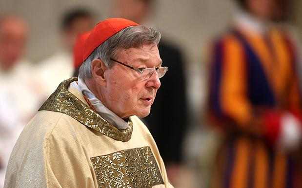 One sexual offence charge against Cardinal Pell withdrawn after accuser dies